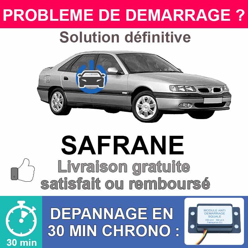 Module de désactivation d'anti démarrage pour renault safrane.